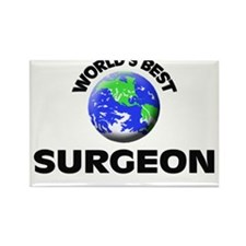 World's Best Surgeon Rectangle Magnet