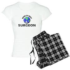 World's Best Surgeon Pajamas
