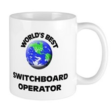 World's Best Switchboard Operator Mug