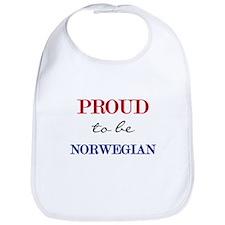 Norwegian Pride Bib