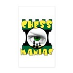 Play Free Online Chess Rectangle Sticker