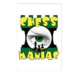 Play Free Online Chess Postcards (Package of 8)