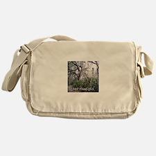 Jekyll Island, Georgia Messenger Bag
