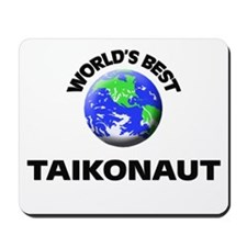 World's Best Taikonaut Mousepad