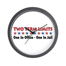 Two Terms Limits Wall Clock