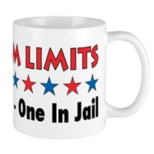 Two Terms Limits Mug