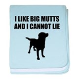 I like big mutts Blanket