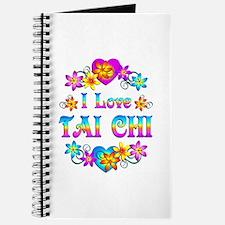 I Love Tai Chi Journal