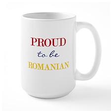 Romanian Pride Mug