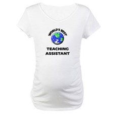 World's Best Teaching Assistant Shirt