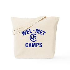 Wel-Met Camps Tote Bag