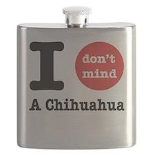 I don't mind... Flask