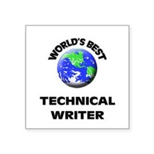 World's Best Technical Writer Sticker