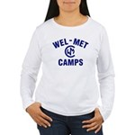 Wel-Met Camp Merchandise Long Sleeve T-Shirt