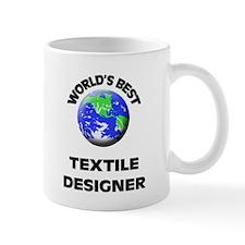 World's Best Textile Designer Mug