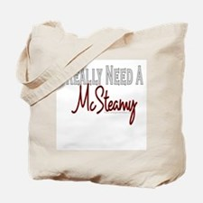 Need A McSteamy Tote Bag