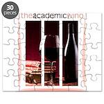 The Academic Wino logo Puzzle