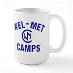 Wel-Met Camp Merchandise Mugs