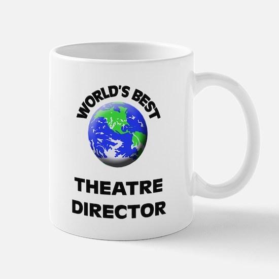 World's Best Theatre Director Mug