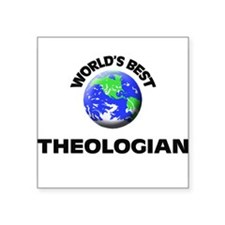 World's Best Theologian Sticker