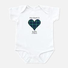 Heart - Baillie of Polkemett Infant Bodysuit