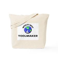 World's Best Toolmaker Tote Bag