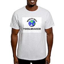 World's Best Toolmaker T-Shirt