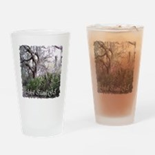 Island Pathways Drinking Glass