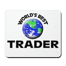 World's Best Trader Mousepad