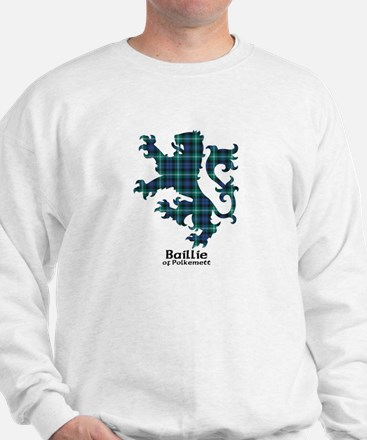 Lion - Baillie of Polkemett Sweatshirt