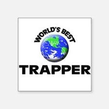 World's Best Trapper Sticker