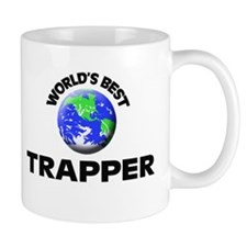 World's Best Trapper Small Mug