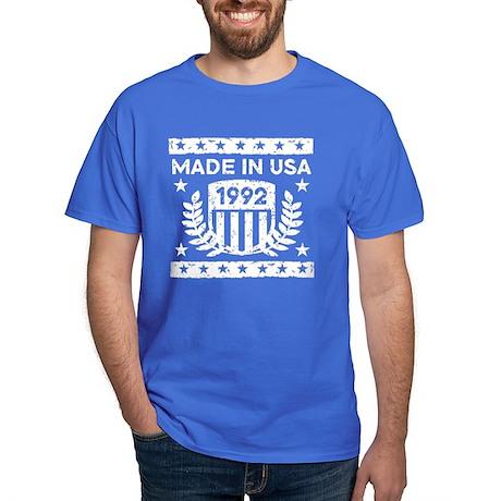 Made In USA 1992 Dark T-Shirt