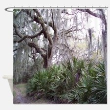 Island Pathways Shower Curtain