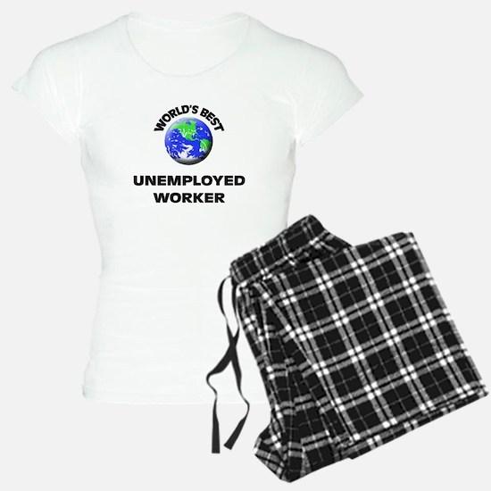 World's Best Unemployed Worker Pajamas