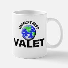 World's Best Valet Mug