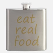 eat real food Flask