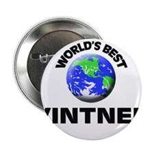 """World's Best Vintner 2.25"""" Button"""