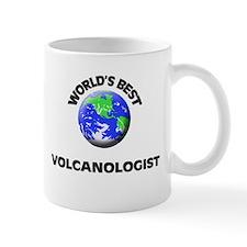 World's Best Volcanologist Mug