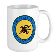 Great Seal Of The Choctaw Nation Mug