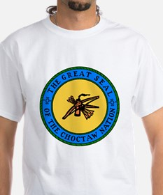 Great Seal Of The Choctaw Nation T-Shirt