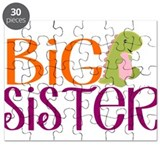 Big sister dinosaur Puzzles
