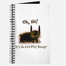 Evil Plot Bunny Journal