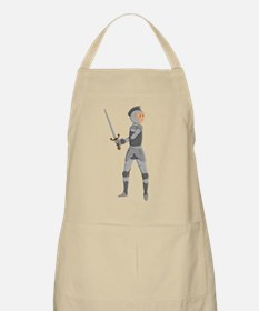 Armored Knight Apron