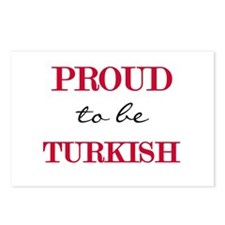 Turkish Pride Postcards (Package of 8)