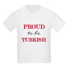 Turkish Pride Kids T-Shirt