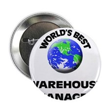 """World's Best Warehouse Manager 2.25"""" Button"""
