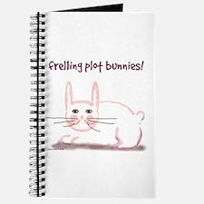 Frelling Plot Bunny Journal