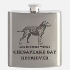 Life Is Better With A Chesapeake Bay Retriever Fla
