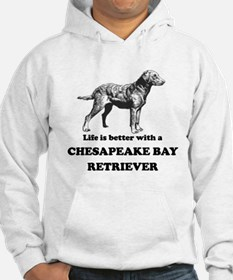 Life Is Better With A Chesapeake Bay Retriever Jum